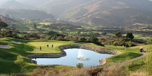 Гольф курорт La Cala