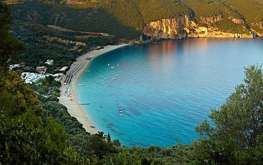 Parga-Lichnos-beach